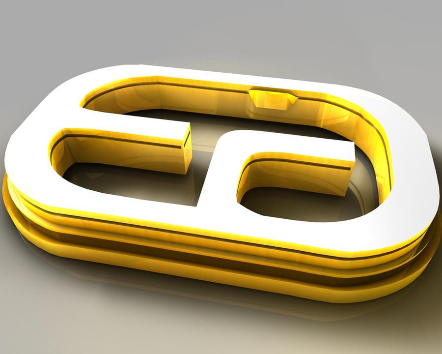 3D Logo by duhh