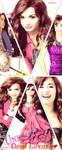 Demi Lovato Blend by MicaTVD
