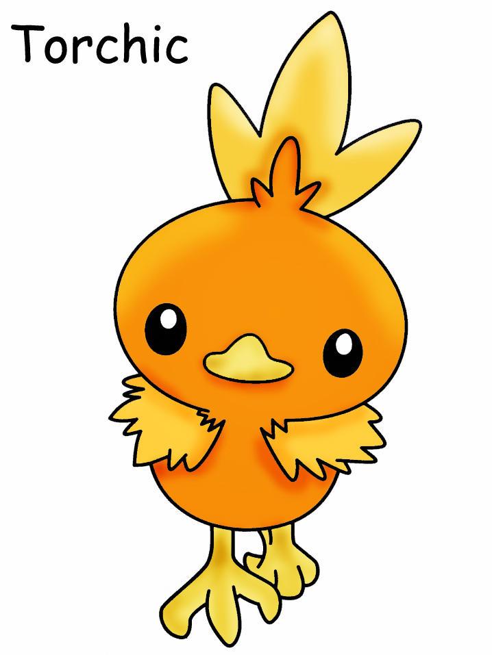 Pokemon Shiny Torchic Images   Pokemon Images