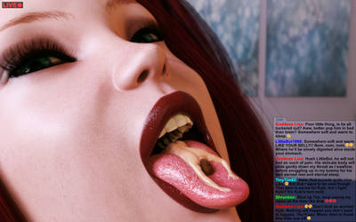 Giantess Chat Room 9. by Goddess-Lisa