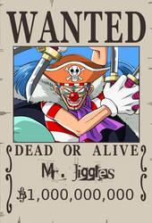 Mr. Jiggles by Grimm-Valentine