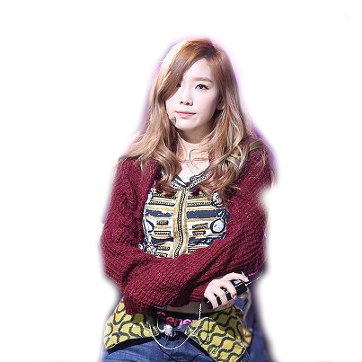 SNSD Taeyeon png by SicaSica4