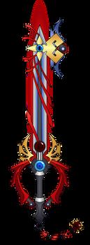 Custom Keyblade - Fate Bringer