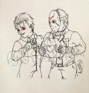 Jason and Michael