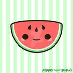 Yummy kawaii watermelon