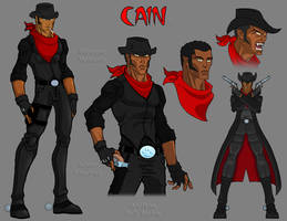 CAIN - Concept by Remortal