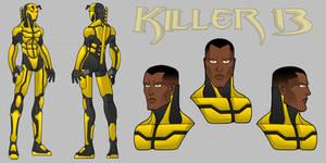 ''KILLER 13'' - Concept Art