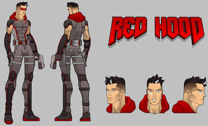 RED HOOD - Concept