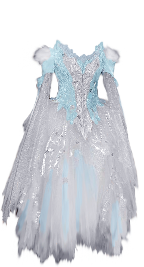 Queen dress png images