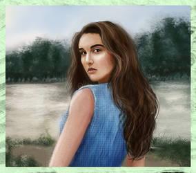 The Marsh Girl