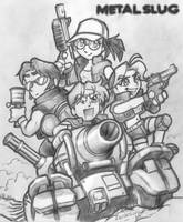 Tribute to Metal Slug