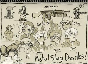 Metal Slug Doodle