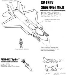 Super Vehicle Slug Flyer MK II