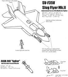 Super Vehicle Slug Flyer MK II