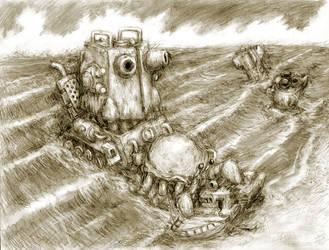Metal Slug - Huge Hermit