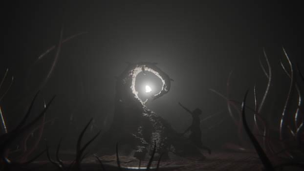 A Dim Light of Hope