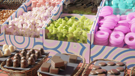 Suzanne's Candy Shop