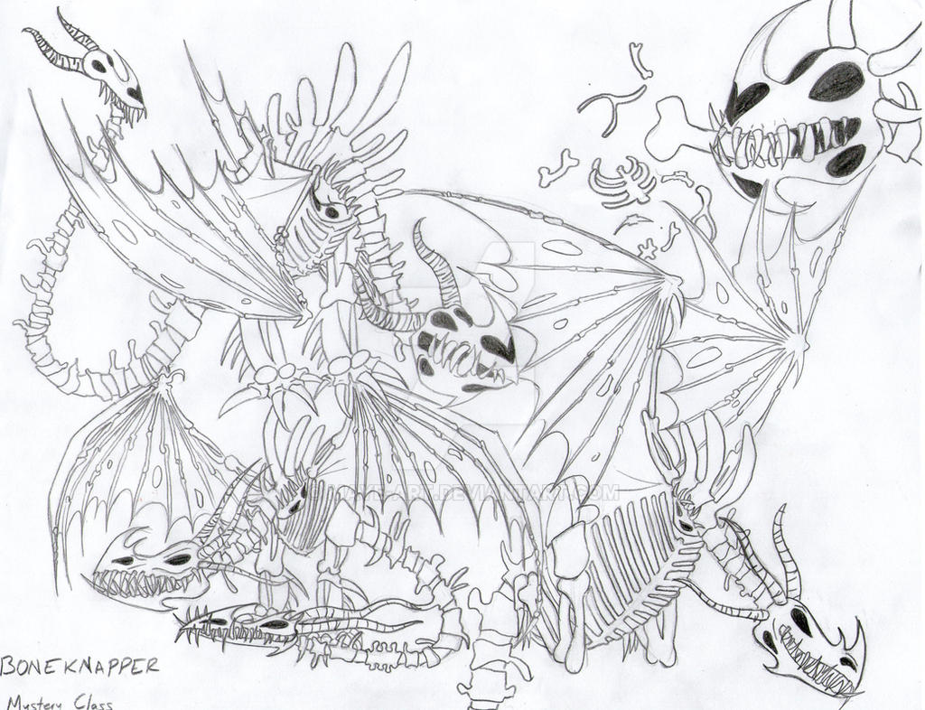 How to train your dragon coloring pages - Boneknapper By Mayeart Boneknapper Explore Boneknapper On Deviantart