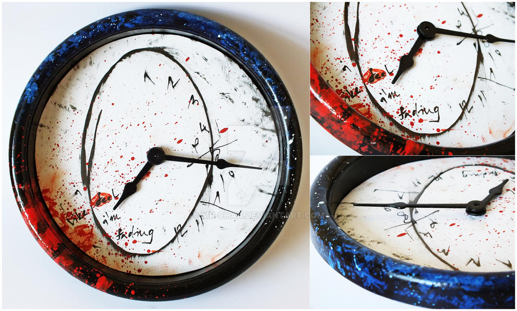 Hannibal Will Graham Wall Clock By MR Chan