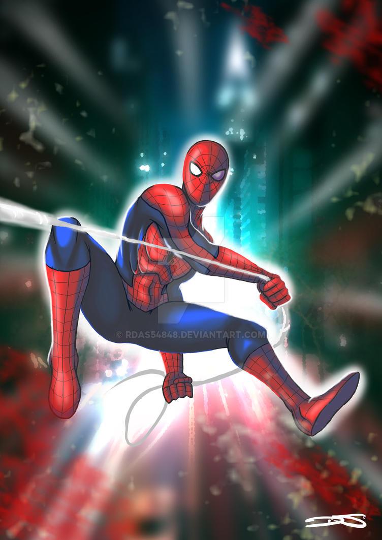 spiderman by rdas54848