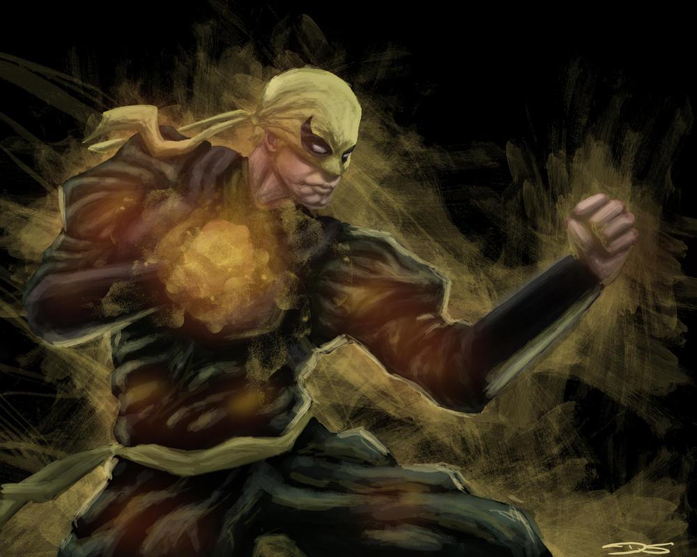 Iron Fist by rdas54848