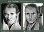 Draw this again - Legolas by tin-aw