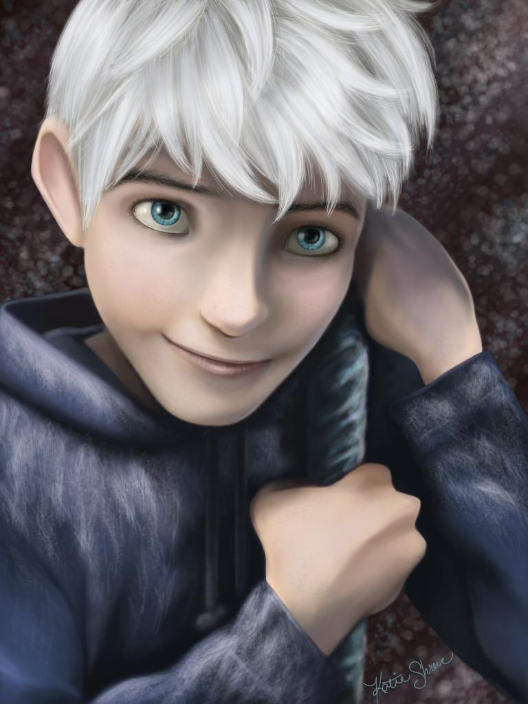Jack Frost by grandsyeuxbleu