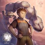 Pokemon Collab - Brock