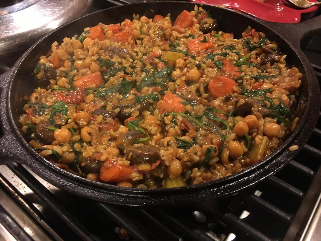 Veggie paella by CornusKousa