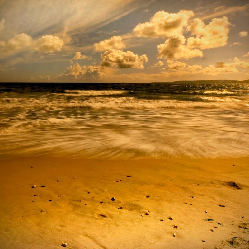 Morning Sands by Dave-Ellis