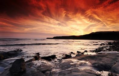 Kimmeridge Bay III by DavidCraigEllis