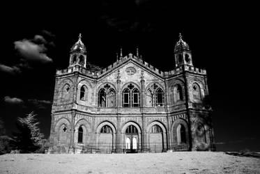 Gothic Temple... by DavidCraigEllis