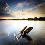 .: Lakeside Evening II :.