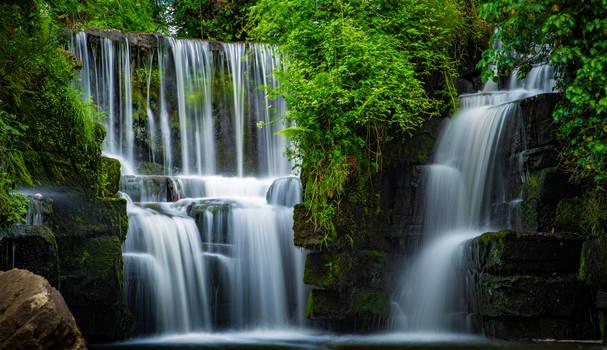 Penllergaer Waterfall II