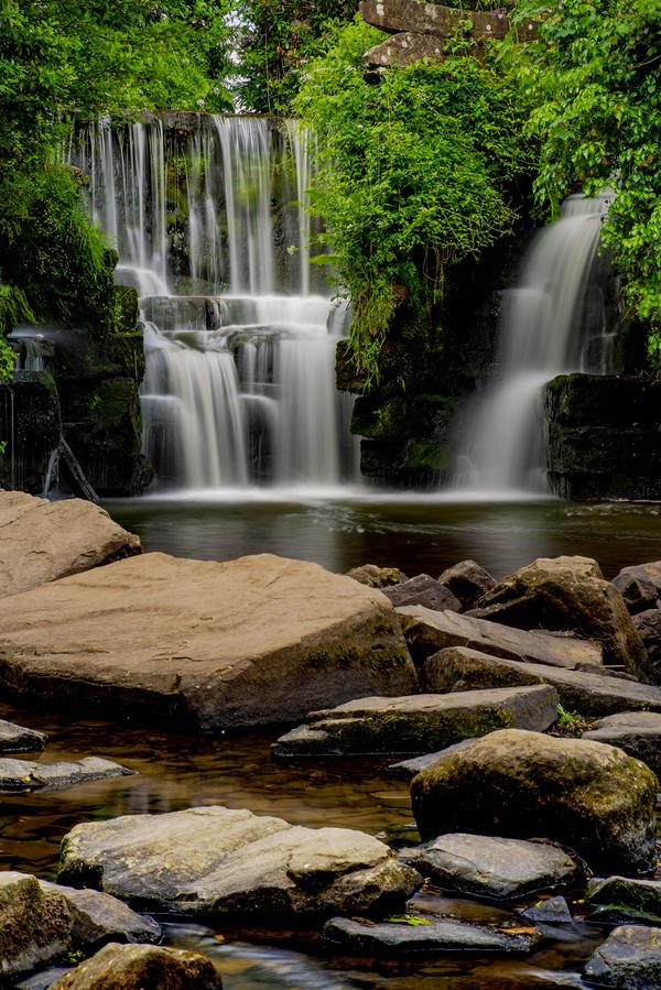 Penllergaer Waterfall III