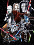 Villains of the Clone Wars