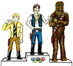 No Gold for Chewie