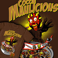 Cocoa Maulicious by siebo7