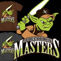 Jedi Council Masters by siebo7