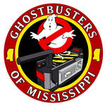 Ghostbusters of Mississippi Logo/Graphic