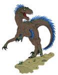 Updated Utahraptor