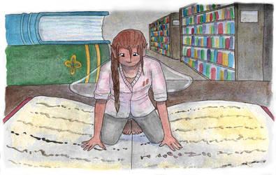 Fairyary Book Fairy