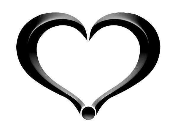 Question-Heart by LamaOnSpeed on DeviantArt