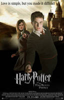 Giny and Harry in HP 6 by derekpotter