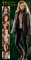 Hermione Granger - Years 1-7
