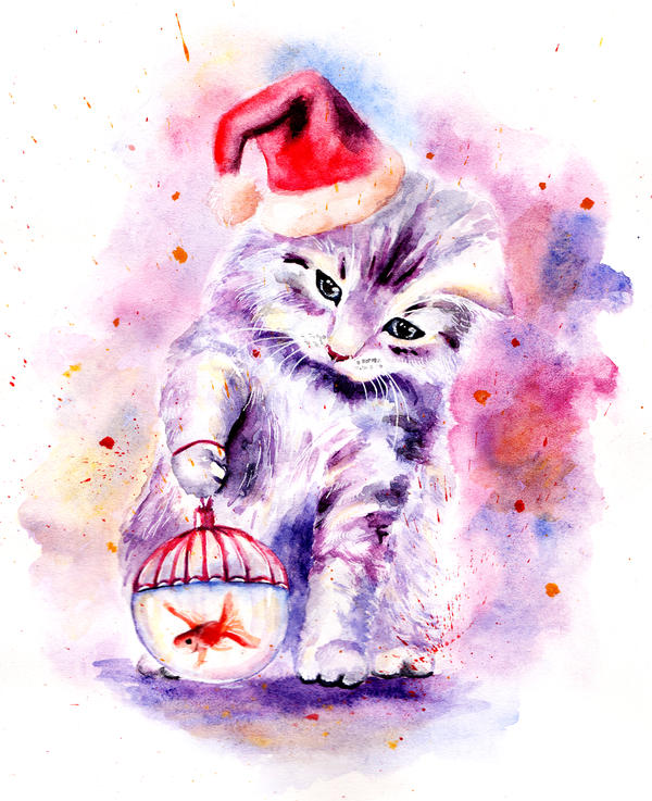 Christmas Dream by AnnaShell