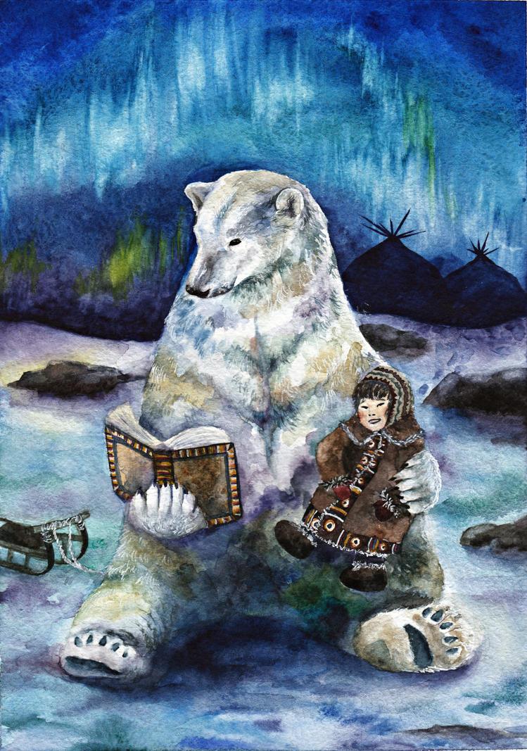 Polar tales by AnnaShell