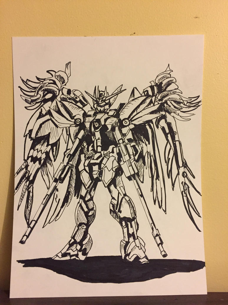 Gundam  by DMC5X2