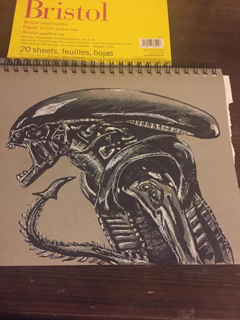Alien  by DMC5X2