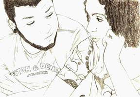 Renato e Geisi by edzay